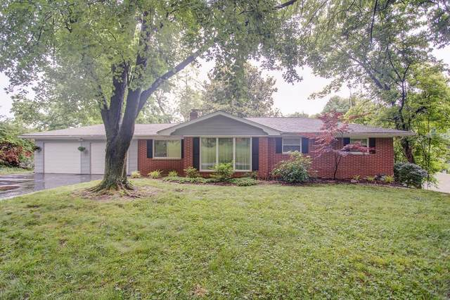 1 Ridge Lane, Belleville, IL 62223 (#20036557) :: The Becky O'Neill Power Home Selling Team