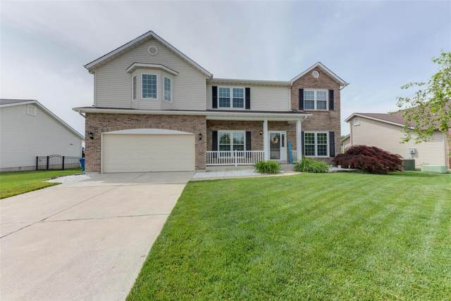 8 Kelso, Saint Charles, MO 63301 (#20036609) :: The Becky O'Neill Power Home Selling Team
