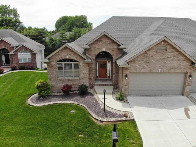 112 Meredith Lane, Glen Carbon, IL 62034 (#20036671) :: RE/MAX Vision
