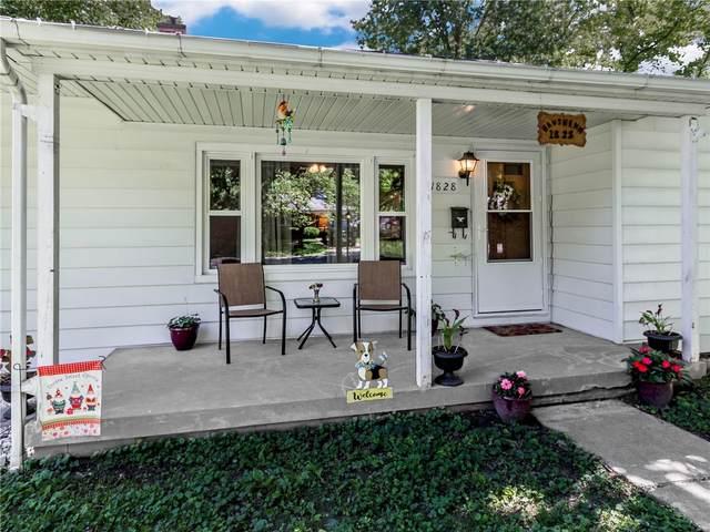 1828 E D Street, Belleville, IL 62221 (#20038187) :: Tarrant & Harman Real Estate and Auction Co.