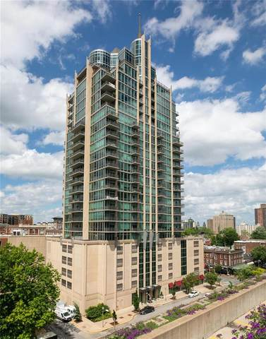 4909 Laclede Avenue #1104, St Louis, MO 63108 (#20038718) :: The Becky O'Neill Power Home Selling Team
