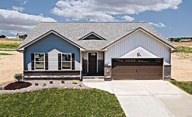 70 N Harvest Crest Court, Highland, IL 62249 (#20039255) :: The Becky O'Neill Power Home Selling Team