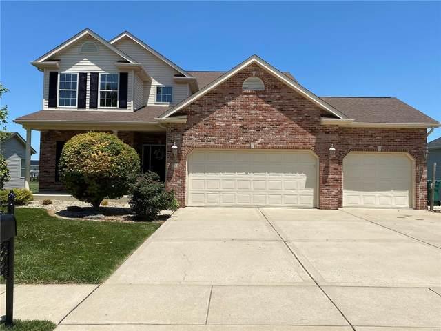 733 Merrifields Drive, O'Fallon, IL 62269 (#20040097) :: Parson Realty Group