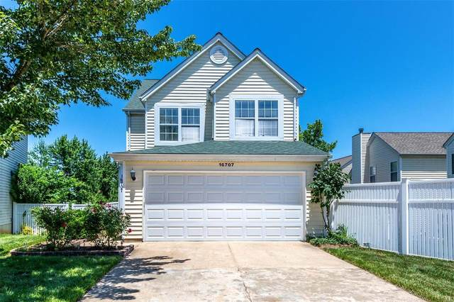 16707 Hickory Meadows Court, Wildwood, MO 63011 (#20040285) :: Kelly Hager Group | TdD Premier Real Estate