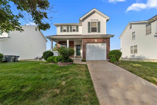 220 Centerfield Drive, O'Fallon, MO 63366 (#20040501) :: The Becky O'Neill Power Home Selling Team