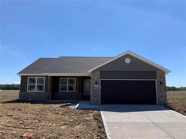 436 Foxtail Drive, Freeburg, IL 62243 (#20040601) :: PalmerHouse Properties LLC
