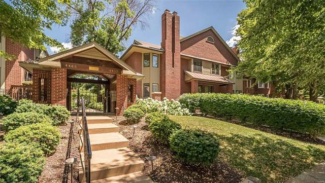 4453 W Pine #10, St Louis, MO 63108 (#20040746) :: Matt Smith Real Estate Group