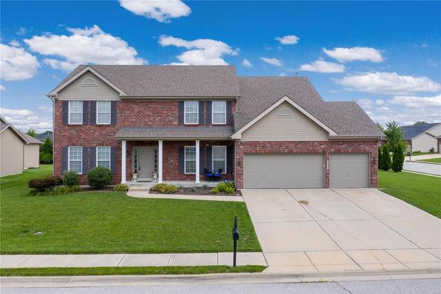4113 Woodland Park Drive, Swansea, IL 62226 (#20041225) :: The Becky O'Neill Power Home Selling Team