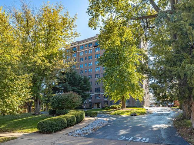 3438 Russell Blvd. Boulevard #603, St Louis, MO 63104 (#20041562) :: RE/MAX Professional Realty