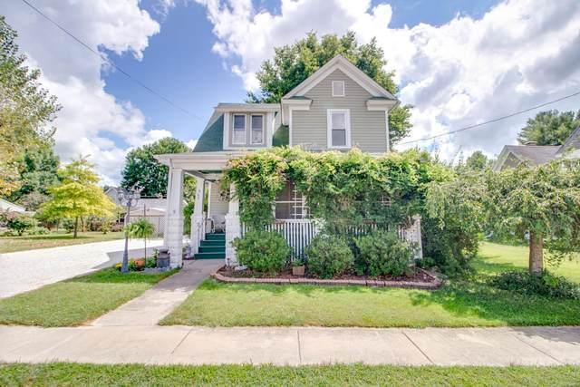 502 W Exchange Street, Jerseyville, IL 62052 (#20042851) :: PalmerHouse Properties LLC