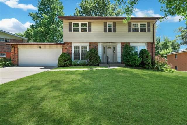 7806 Sunray Lane, St Louis, MO 63123 (#20043178) :: Walker Real Estate Team