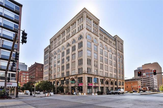1136 Washington Avenue #511, St Louis, MO 63101 (#20043206) :: RE/MAX Professional Realty