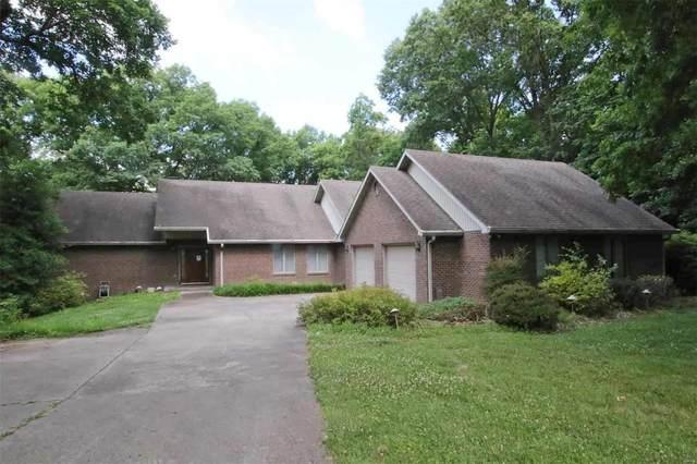 3837 Meadow Lane, Highland, IL 62249 (#20043250) :: Matt Smith Real Estate Group