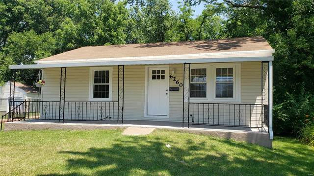 6260 Washington, Berkeley, MO 63134 (#20043308) :: RE/MAX Vision