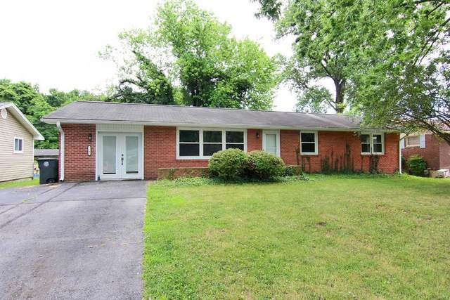 1342 Howell, Cape Girardeau, MO 63701 (#20043382) :: Clarity Street Realty