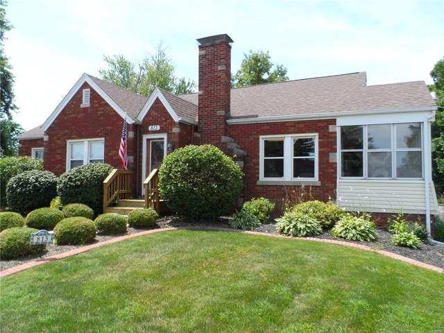 813 W Highway 50, O'Fallon, IL 62269 (#20043525) :: Reconnect Real Estate
