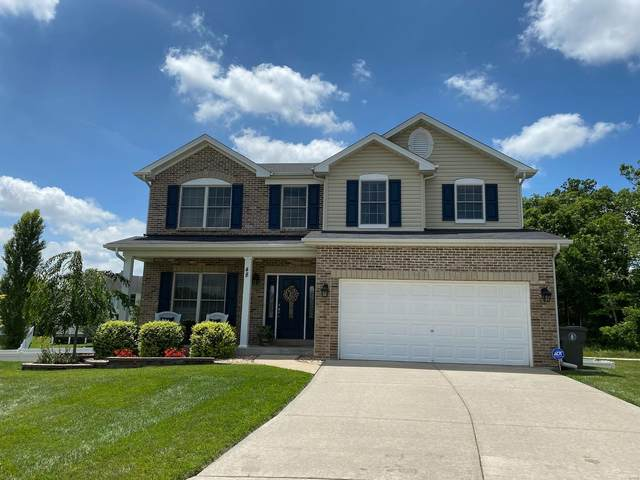 48 Red Brook Court, O'Fallon, MO 63366 (#20043843) :: Clarity Street Realty