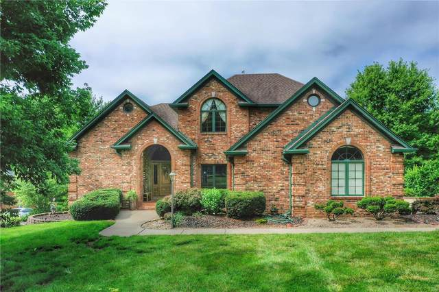 6616 Fox Creek Drive, Edwardsville, IL 62025 (#20043916) :: PalmerHouse Properties LLC