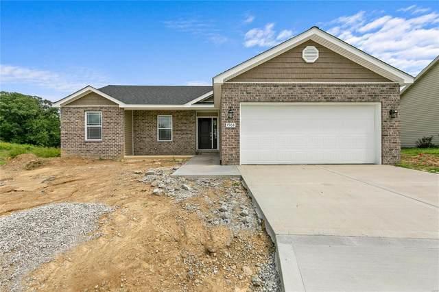 7968 Laurel Flats Drive, Caseyville, IL 62232 (#20043962) :: Tarrant & Harman Real Estate and Auction Co.