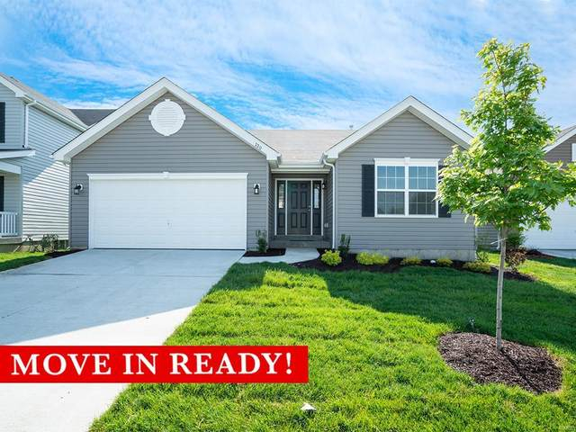 504 Brookside Forest Court, O'Fallon, MO 63366 (#20043997) :: Clarity Street Realty
