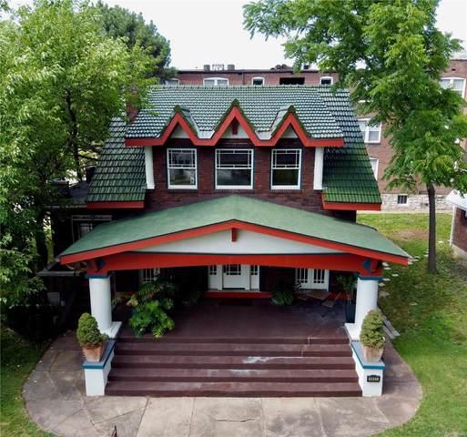 4663 Magnolia Avenue, St Louis, MO 63110 (#20044155) :: Parson Realty Group