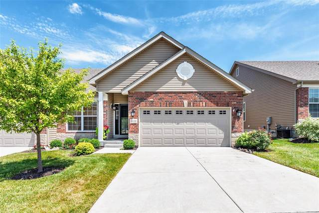 16133 Amber Vista Drive, Ellisville, MO 63021 (#20044272) :: Parson Realty Group