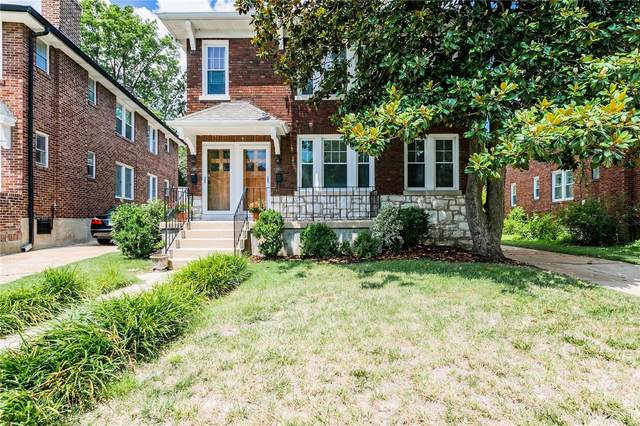 7325 Lindell Boulevard, University City, MO 63130 (#20044358) :: The Becky O'Neill Power Home Selling Team