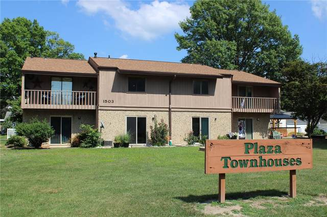 1503 Poplar Street #6, Highland, IL 62249 (#20044392) :: The Becky O'Neill Power Home Selling Team