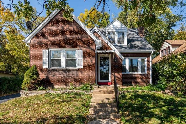 429 N Laclede Station Road, St Louis, MO 63119 (#20044650) :: Parson Realty Group