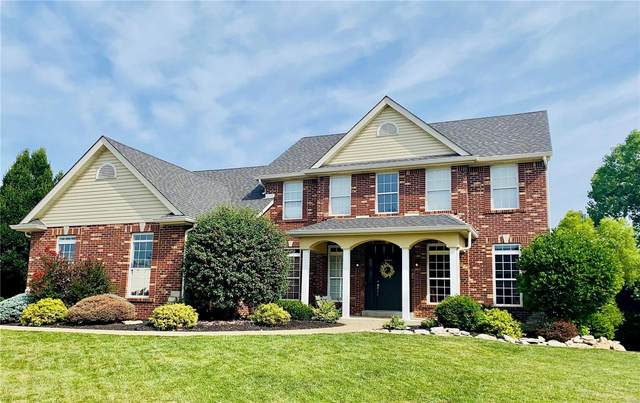 626 Dunmore Place Drive, Cottleville, MO 63304 (#20044808) :: The Becky O'Neill Power Home Selling Team