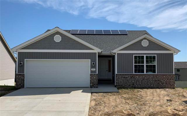 242 Wingate Boulevard, Shiloh, IL 62221 (#20044886) :: The Becky O'Neill Power Home Selling Team