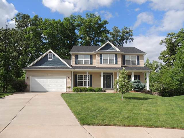 47 Dry Branch, Wentzville, MO 63385 (#20045010) :: Matt Smith Real Estate Group
