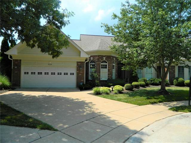 2206 Picardy Meadow Lane, Chesterfield, MO 63017 (#20045014) :: The Becky O'Neill Power Home Selling Team