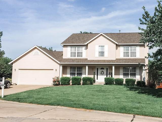 12 Peregrina Drive, O'Fallon, MO 63368 (#20045032) :: Kelly Hager Group | TdD Premier Real Estate