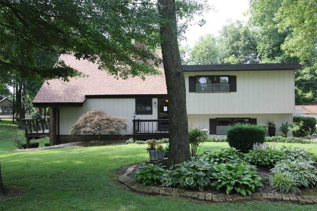 120 Hackberry Lane, Highland, IL 62249 (#20045072) :: Clarity Street Realty