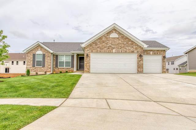 527 Horseshoe Bend, Wentzville, MO 63385 (#20045198) :: Matt Smith Real Estate Group