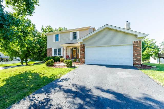 14415 Quiet Cove Court, Florissant, MO 63034 (#20045264) :: The Becky O'Neill Power Home Selling Team