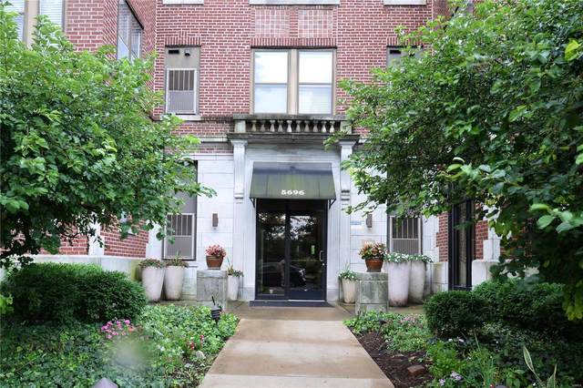 5696 Kingsbury Avenue #107, St Louis, MO 63112 (#20045397) :: The Becky O'Neill Power Home Selling Team