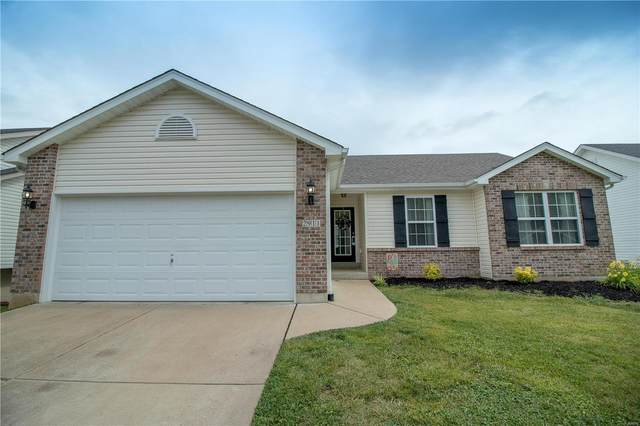 2911 Glaize Creek Drive, Imperial, MO 63052 (#20045519) :: Peter Lu Team