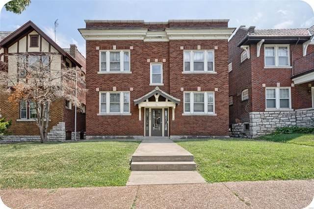 4950 Winona Avenue, St Louis, MO 63109 (#20045753) :: Clarity Street Realty