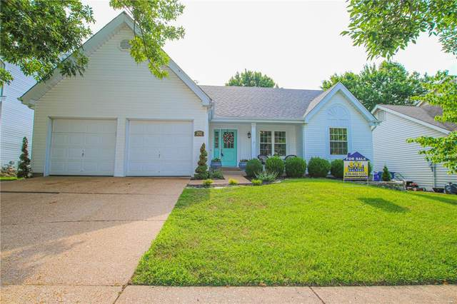 202 Oak Park Village, Grover, MO 63040 (#20045782) :: St. Louis Finest Homes Realty Group