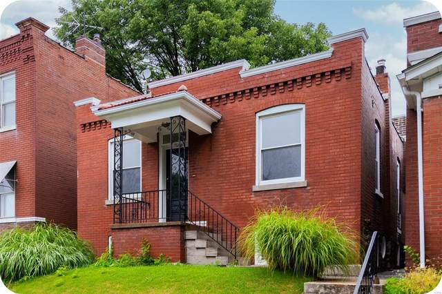 4649 Loughborough Avenue, St Louis, MO 63116 (#20045791) :: Clarity Street Realty