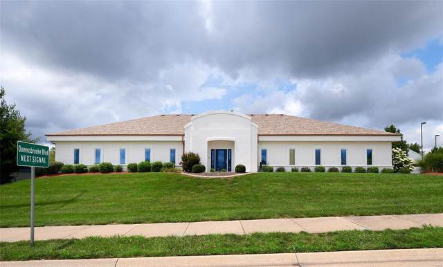 1421 Triad Center Drive, Saint Peters, MO 63376 (#20046907) :: The Becky O'Neill Power Home Selling Team