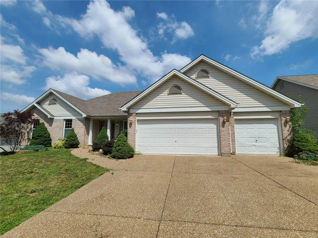 10 Savannah Hill Drive, Saint Peters, MO 63376 (#20047067) :: RE/MAX Vision
