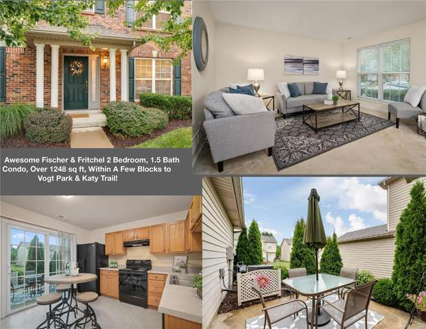 386 Montclair Tower Drive, Saint Charles, MO 63303 (#20047145) :: Clarity Street Realty