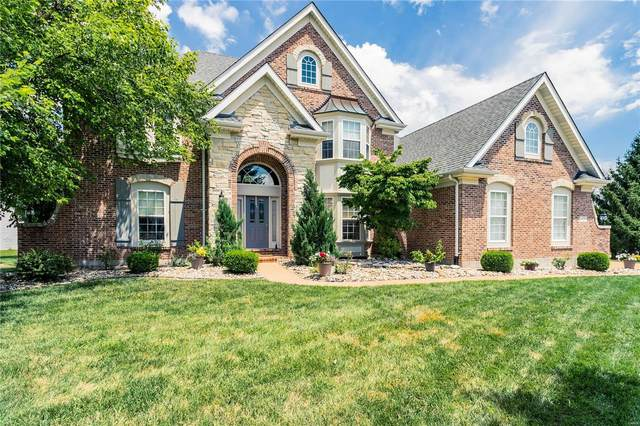 639 Eaglesridge Drive, Wildwood, MO 63021 (#20047388) :: The Becky O'Neill Power Home Selling Team