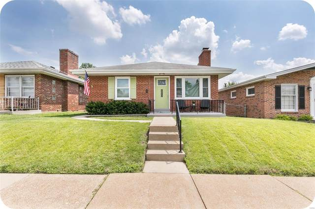 5506 Eichelberger, St Louis, MO 63109 (#20047497) :: Kelly Hager Group | TdD Premier Real Estate