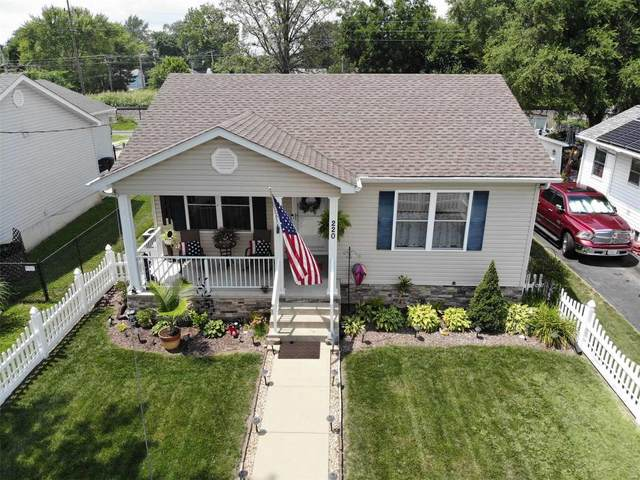 220 Goulding Street, East Alton, IL 62024 (#20047814) :: The Becky O'Neill Power Home Selling Team