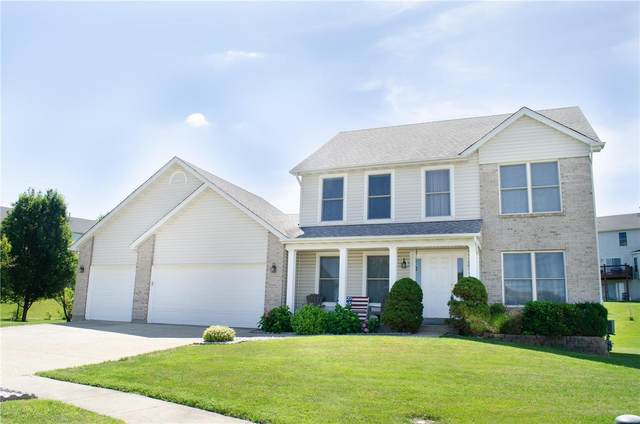 3543 Adler Court, Shiloh, IL 62221 (#20048006) :: The Becky O'Neill Power Home Selling Team