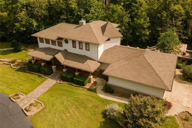 34 Lake Indian Hills Trail, CARBONDALE, IL 62902 (#20048062) :: Clarity Street Realty
